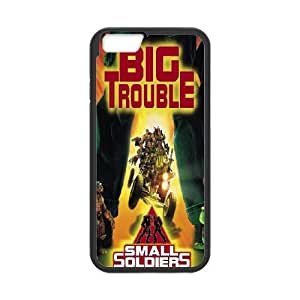 Small.Soldiers iPhone 6 4.7 Inch Cell Phone Case Black as a gift I716715