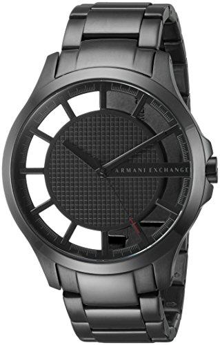 Armani Exchange Men's AX2188  Gunmetal  Watch