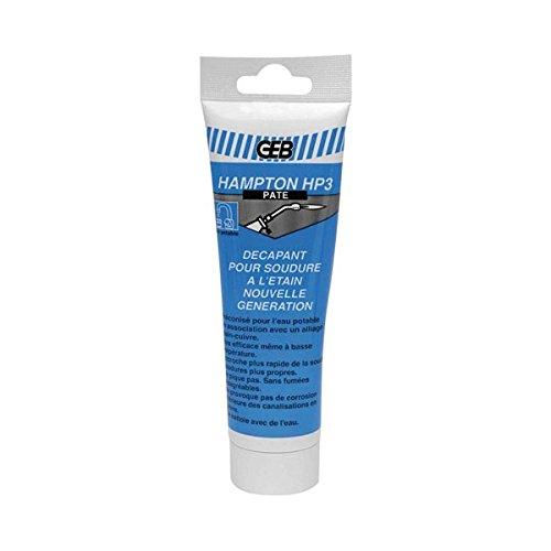 GEB 100351 Hampton Graisse décapante pour soudure à étain Tube 125 ml 60693