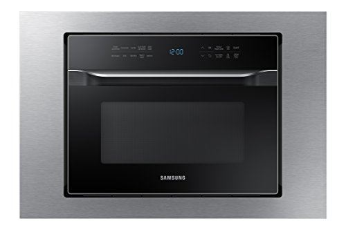 """Samsung MA-TK3080CT 30"""" Trim Kit for MC12J8035CT Counter Top Convection Microwave, Stainless Steel"""