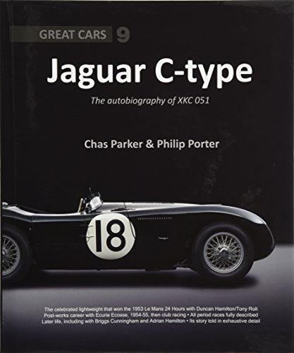 (Jaguar C-type: The autobiography of XKC 051 (Great)