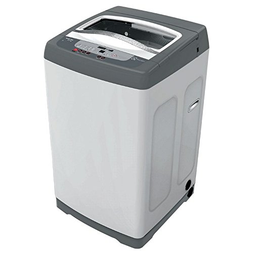 Electrolux ET65EAUDG Fully-automatic Top-loading Washing Machine (6.5 Kg, Grey )