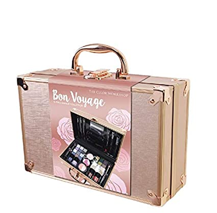 The Color Workshop Bon Voyage Makeup Case Maletín Maquillaje ...