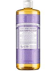 Dr. Bronner's Pure Castile Liquid Soap Lavender 946mL
