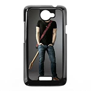 HTC One X Cell Phone Case Black Hunter Hayes gift E5659740