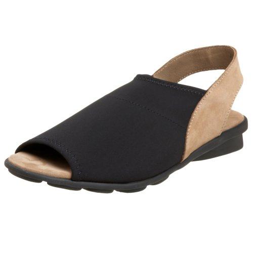 - Arche Women's Dajac Sandal,Noir/Platine,42 EU (US Women's 11 M)