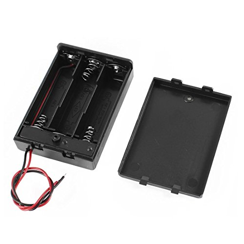 SODIAL Switch Batteries Battery Holder product image