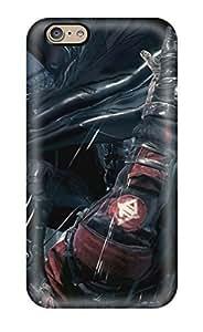 Fashion Tpu Case For Iphone 6- Batman: Arkham Knight Defender Case Cover