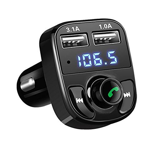 bluetooth fm modulator for car - 3