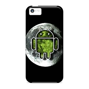 Fashionable HgggyRQ4979gydyL Iphone 5c Case Cover For Moondroid Protective Case