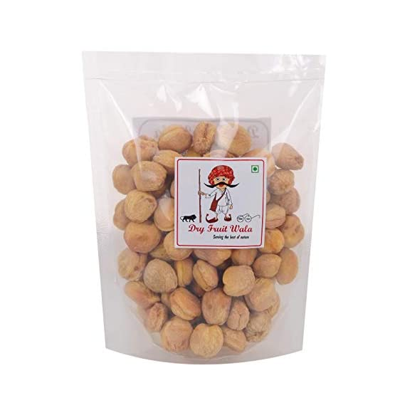 Dry Fruit Wala 100% Natural Dry Apricots, 1 kg