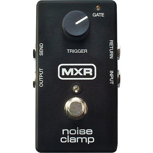 MXR M195 Noise Clamp Noise Reduction / Gate Pedal w/Bonus LuluRock Picks (x3) 710137050891 by MXR