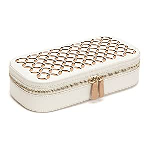WOLF 301253 Chloe Zip Jewelry Case