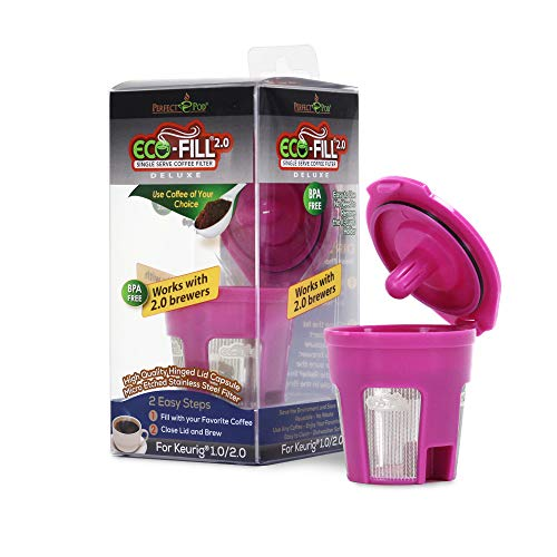 (Eco-Fill 2.0 Deluxe for Keurig 2.0)