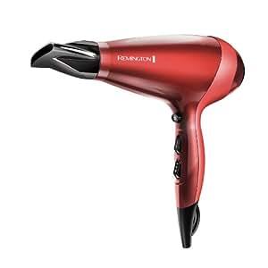 Remington AC9096 Silk Ceramic Ionic AC Professional Hair Dryer, Red