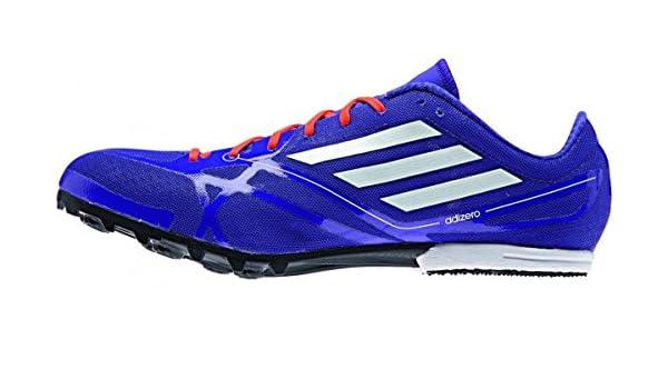 Adidas Adizero MD II Zapatilla De Correr Con Clavos - 37.3: Amazon.es: Zapatos y complementos