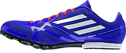 adidas Adizero MD II Scarpe Chiodate da Corsa Blue