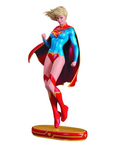 (DC Collectibles DC Comics Cover Girls Supergirl Statue )