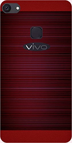buy popular b444a b8a54 BuyFeb Back Cover for Vivo V7: Amazon.in: Electronics