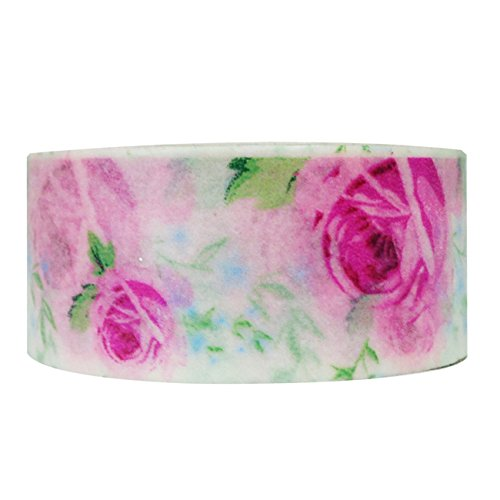 Wrapables Floral Nature Washi Masking