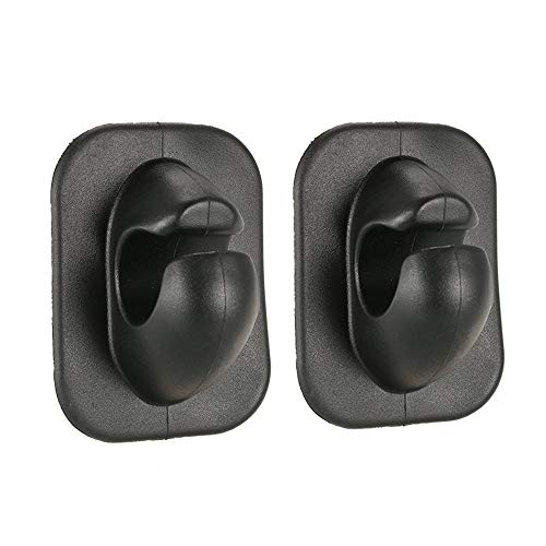 Walmeck 2pcs Oar Rowing Pole Paddle Clips Holder Mount Patch for Inflatable Boats Dinghy Kayaks -  TMY4343BGM