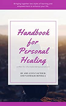 Handbook for Personal Healing by [Vautour, Amy-Lynn, Bonilla, Nathalie]