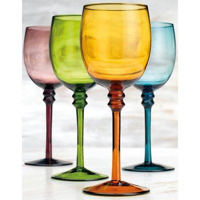 Purpose White Wine Glass (Napoli 12 Oz. White Wine Glass (Set of)