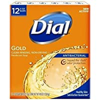 Dial Gold Bar Soap - 12ct