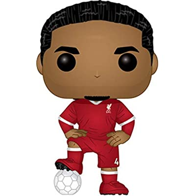 Funko POP! Football: Virgil Van Dijk (Liverpool): Toys & Games
