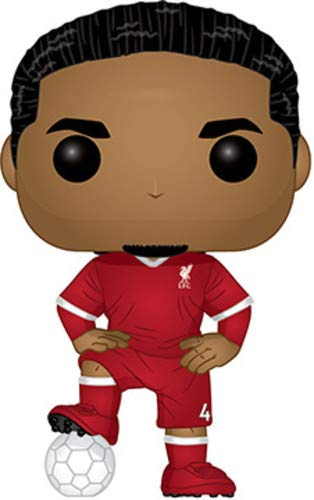 Liverpool F C Virgil Van Dijk Pop! Football Figura de Vin