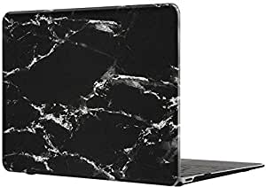 Marble Pattern Soft-touch Hard Shell Case Cover For Apple Macbook Pro 13 13.3 Inch [duplus]