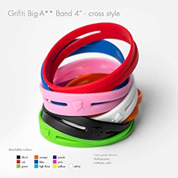 joes item rubber bands band display standard grifiti inch index silicon gallery silicone pack