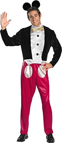 Scary Mickey Mouse Costumes - Disguise Mickey Mouse Adult
