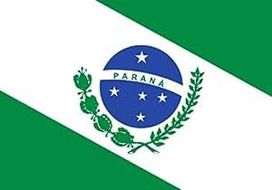 magFlags Bandera XXXL+ Paraná | bandera paisaje | 6.7m² | 200x335cm