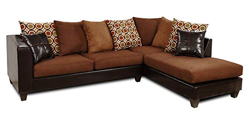 Chelsea Home Furniture Ashley 2 Piece Sectional