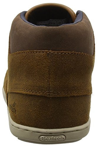 Marron Marron Cluff Baskets Cml Homme Boxfresh Brown wq1Bqf