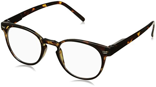 Peepers Men's Kennedy Bifocal 2291125 Round Reading Glass...