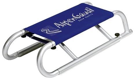 Slittino Pieghevole Alluminio.Ipv Slittino Pieghevole In Alluminio Blu Blau Taglia