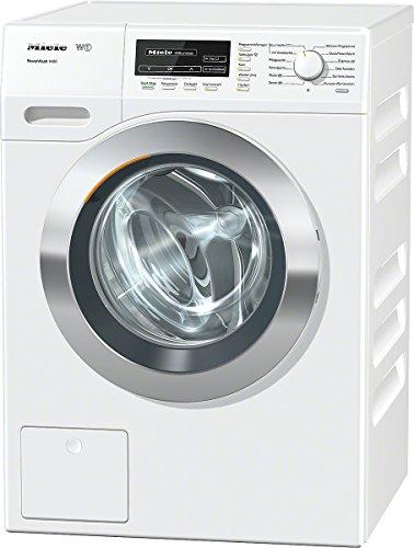 Miele WKF110 WPS Waschmaschine / A+++ / 176 kWh / 1400 UpM / 8 kg / lotosweiß / 9990 L / Jahr / QuickPowerWash / CapDosing