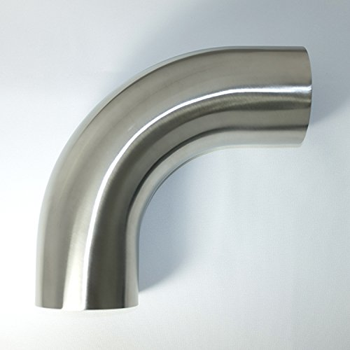 Bend Elbow - Stainless 2