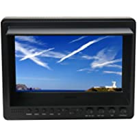 lilliput 665/O/P;Lilliput 7 Video Camera-Top Monitor & LCD Display Monitor with Advanced Functions for Full HD Camera