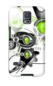 Hot ZkkcoEe4463BOqud Case Cover Protector For Galaxy S5- Tech Abstract by icecream design