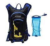 Light Durable softback Custom Hydration Pack Bike Bladder Backpack Cycling Backpack Running Camping