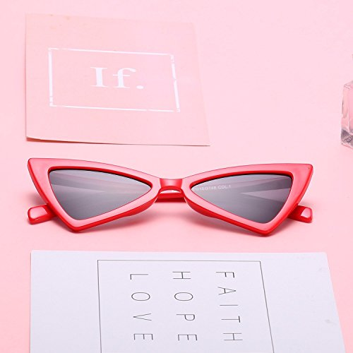 Sol Personalidad Intellectuality Gafas Mujer Ojos D Hombre de Retro polarizadas Sol de de B Gafas 7wRw1E