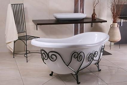 Vasca Da Bagno Stile Antico : Home con vasche da bagno antiche e vasca da bagno antica