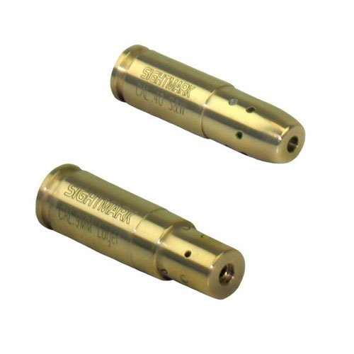 .40 and 9mm Sightmark Cartridge Laser Boresighters