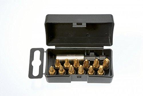 aginco 022/910/76/ /JGO 12/Bits PH//PZ TITAN und Adapter