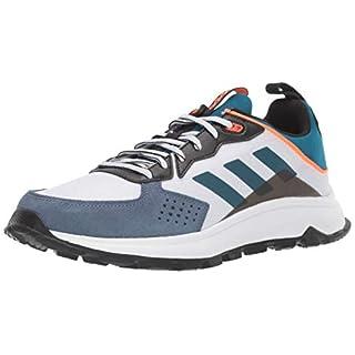 adidas Men's Response Trail Running Shoe, White/Tech Mineral/tech Ink, 9.5 M US