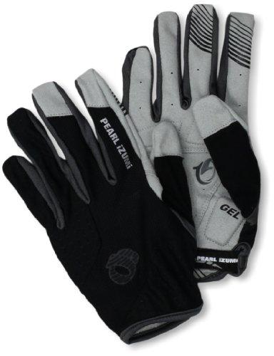 Pearl Izumi Men's Elite Gel Full Finger Glove, Black, (Pearl Izumi Full Finger)