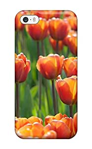 Tpu ZippyDoritEduard Shockproof Scratcheproof Flower Hard Case Cover For Iphone 5/5s